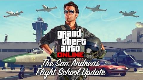 GTA Online - The San Andreas Flight School Update