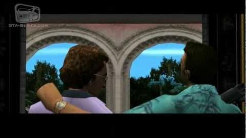 GTA Vice City - Ending Final Mission - Keep your Friends Close... (HD)