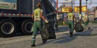 Series A - Trash Truck