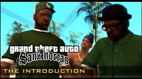 GTA San Andreas - The Introduction