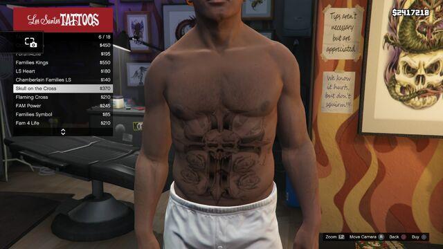 File:Tattoo Franklin Torso GTAV Skull on the Cross.jpg
