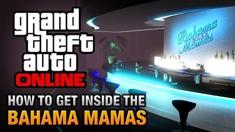 GTA Online - How to get inside the Bahama Mamas West