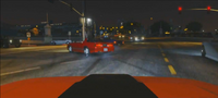 GTA V Unidentified Muscle Car Hood