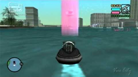 GTA Vice City Stories - Walkthrough - Harbor Hover Race - Time Trial