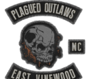 Crews/Plagued Outlaws MC