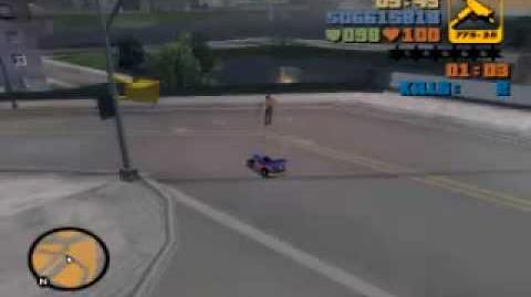 GTA III Mission 073 - Rumpo Rampage