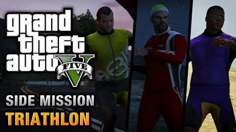 GTA 5 - Triathlons