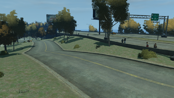 Downrock Loop-GTAIV-SouthEast