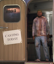 Director Mode Actors GTAVpc Vagrant M MissionRow