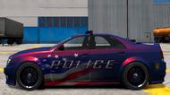 Police Stinger-GTAIV-Side