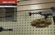 Knuckledusters GTAV Range