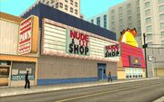 Nude and xxx shop-starfish casino