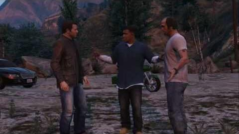 Grand Theft Auto V - All 3 Endings