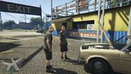 Mechanic GTAVe NPC Story Mode