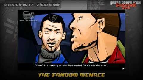 GTA Chinatown Wars - Walkthrough - Mission 37 - The Fandom Menace