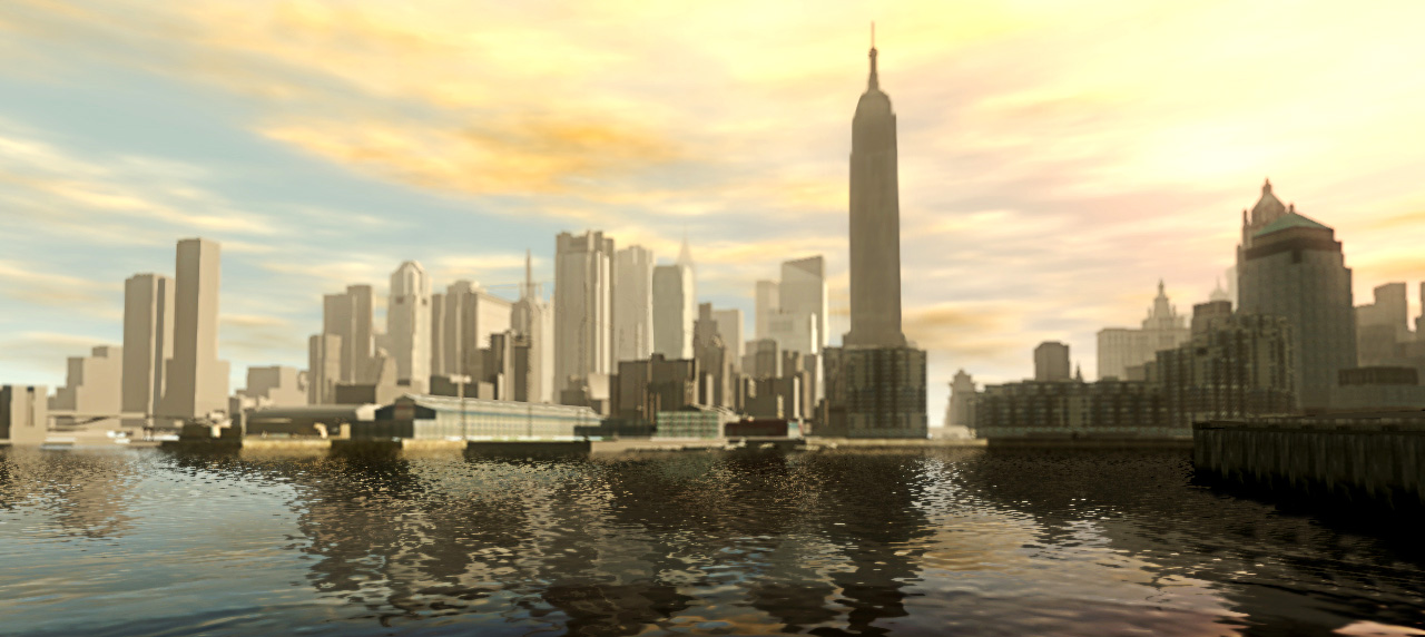 Grand Theft Auto: Episodes From Liberty City Screenshots ...