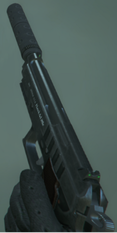 File:Pistol Silencer GTA V.png