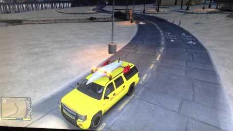 GTA V Lifeguard