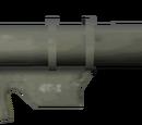 Heat-Seeking Rocket Launcher