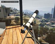 Telescope GTAV Madrazo Balcony
