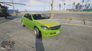 Smurfys talk GTAO LimeGreen vs DewYellow