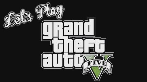 Lets Play Monday - Let's Play - GTA V - Top Fun