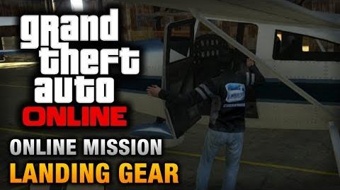 GTA Online - Mission - Landing Gear Hard Difficulty