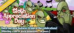 Sloth appreciation day 2008