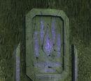 Monolithe gravé