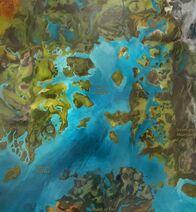 2012 February Sea of Sorrows map