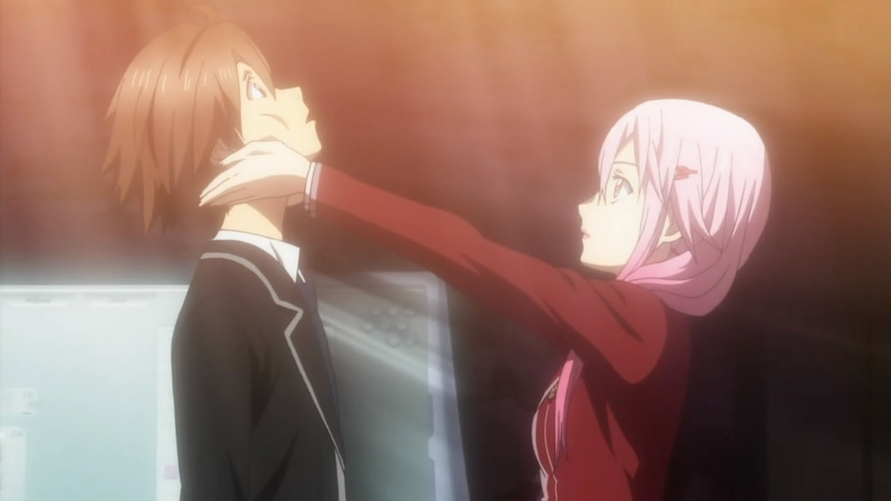 Guilty Crown - Shu Ouma and Inori Yuzuriha by NekoK-S on DeviantArt