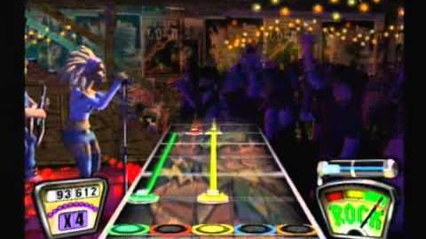 Take It Off 100% FC Expert Guitar Hero 1