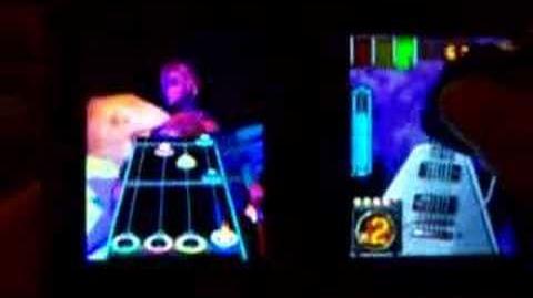 Guitar Hero On Tour - Black Magic Woman expert