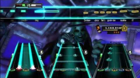 Juke Box Hero - Foreigner Expert Full Band Guitar Hero 5