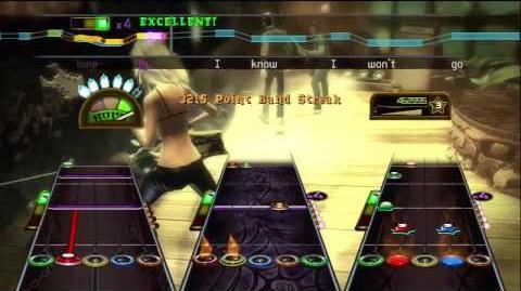 VGTV Guitar Hero Smash Hits Lay Down - Full Band Expert
