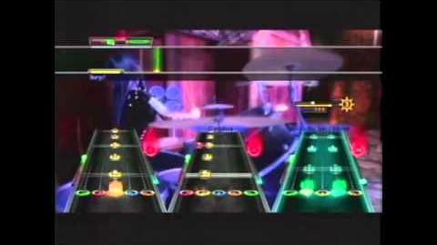 Guitar Hero Warriors Of Rock Metallica Feat