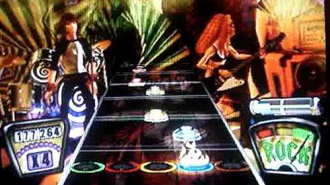 Guitar Hero 2- Rock This Town 100% Expert