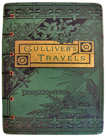 a summary of gullivers travels a novel by jonathan swift Gulliver's travels by jonathan swift home / literature / gulliver's travels / events /  gulliver's travels part 1, chapter 1 summary back next  read the book:  gulliver also spends a lot of time studying math and navigation, because he wants to travel eventually, with the financial help of his uncle, his father, and some other.