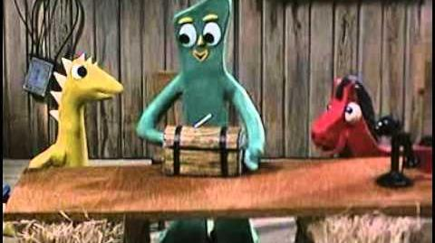 Gumby Adventures - Episode 7 Lost Treasure