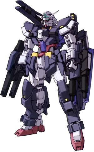 AGE-1AJ Gundam AGE-1 Assault Jacket - Front