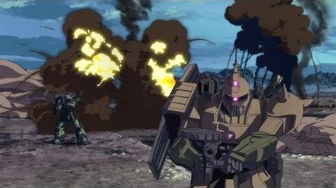 MOBILE SUIT GUNDAM UNICORN RE 0096-Episode 11 BATTLE AT TORRINGTON (ENG dub)