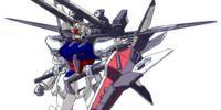 GAT-X105+P202QX Strike Gundam IWSP