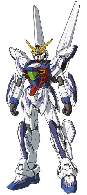 Gundam X Maoh - Front