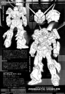 RIX-001 GUNDAM G-FIRST