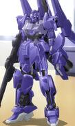 Mega-Shiki Standing