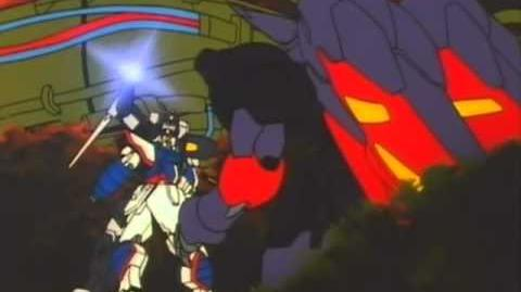 185 GF13-021NG Shadow Gundam (from Mobile Fighter G Gundam)