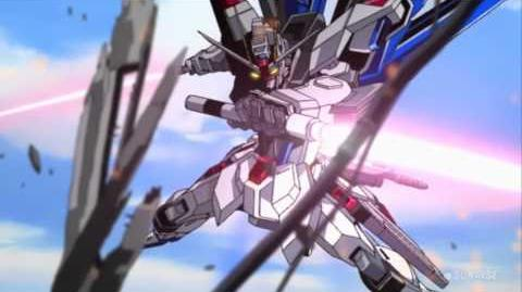 118 ZGMF-X10A Freedom Gundam (from Mobile Suit Gundam SEED Destiny)