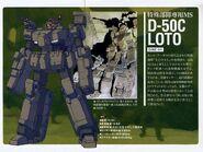 D-50C Loto Page