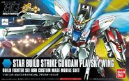 HG Star Build Strike Gundam