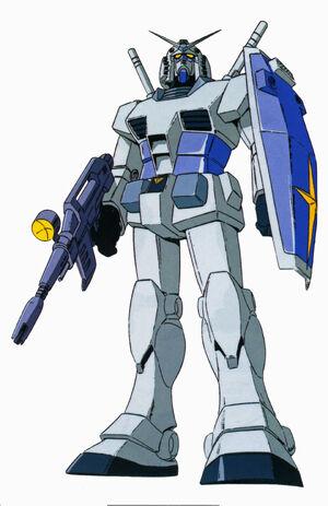 RX-78-3(G3 GUNDAM)